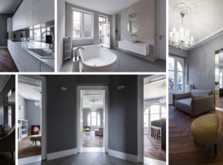 Byt od studia YCL by mohl být vzorem francouzského luxusního bytu