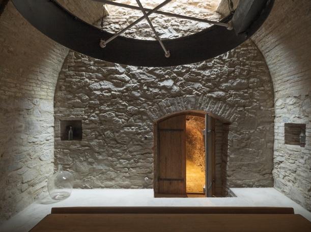 Interiér - Vinný Sklep u Modráka