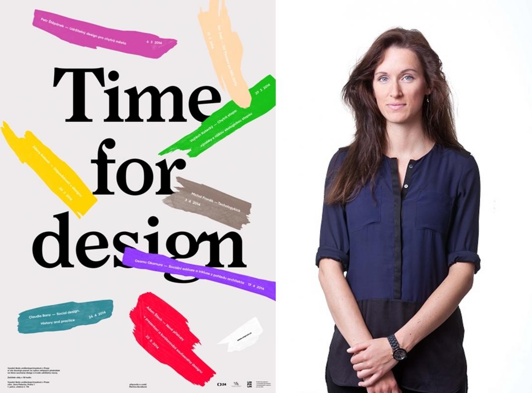 Time for design: ohlédnutí za přednáškovým cyklem