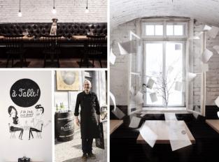 Bistro à Table: Francie v jídelníčku  i  interiéru