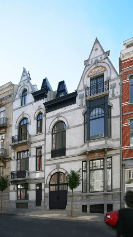 Hotel Tenbosch v Bruselu