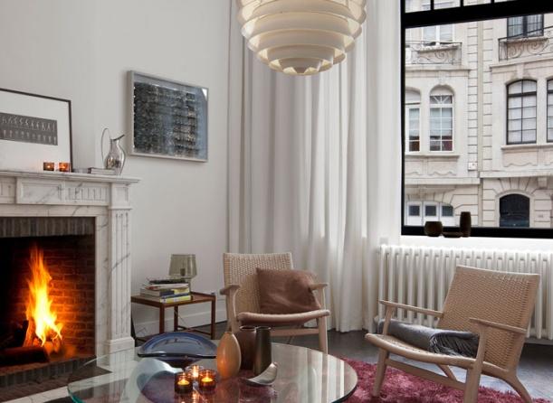 Výstavy - Hotel Tenbosch v Bruselu