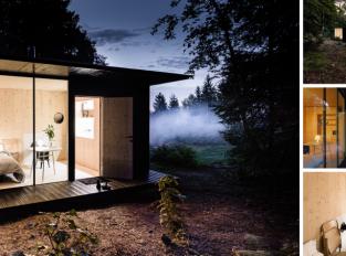 Tiny House Done: Chatka na dosah přírodě