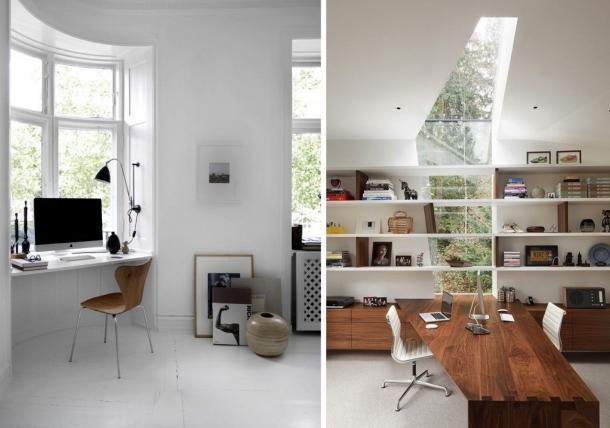 Interiér - 10 tipů, jak na příjemnou pracovnu