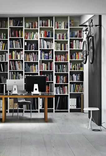 Interiér - Bydlení v továrně na tužky