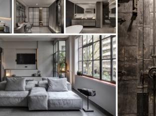 Ztovárny na boty luxusní rezidencí
