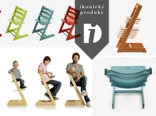 Tripp Trapp Children's Chair: Židle pro každý věk
