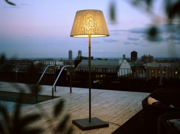 Osvětlení - Designové svítění mimo čtyři stěny