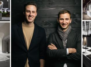 Michael Vasku a Andreas Klug: dvorní designéři sklárny Preciosa Lighting