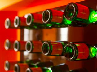 Veuve Clicquot - cesta do nitra láhve