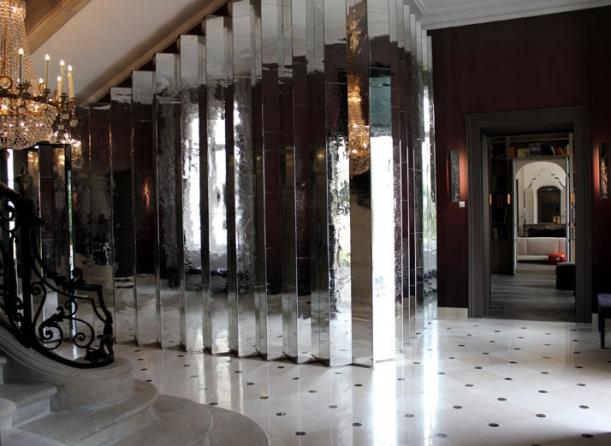 Interiér - Architektura s chutí šampaňského