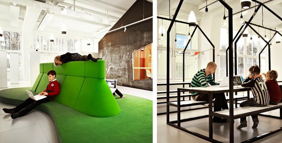 Škola Vittra ve Stockholmu