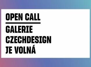 Galerie CZECHDESIGN hledá výstavní projekt