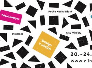 ZLIN DESIGN WEEK: Projekt, který zaplaví každý kout Baťova města