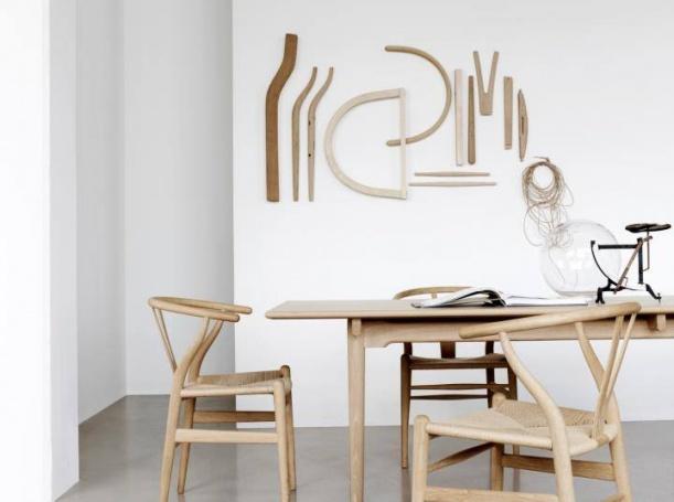 Nábytek - Židle Wishbone