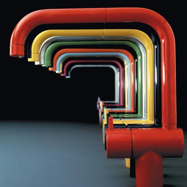 Koupelna - KV1 Mixer Tap: I vodovodní kohoutek může mít kvalitní design