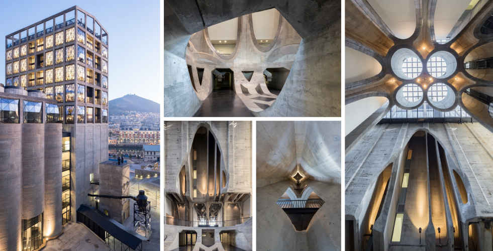 V Kapském městě se otevírá muzeum od designéra Thomase Heatherwicka