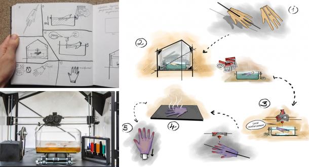 Designéři - Zuzana Gombošová: Biotechnologie pro design třetího tisíciletí