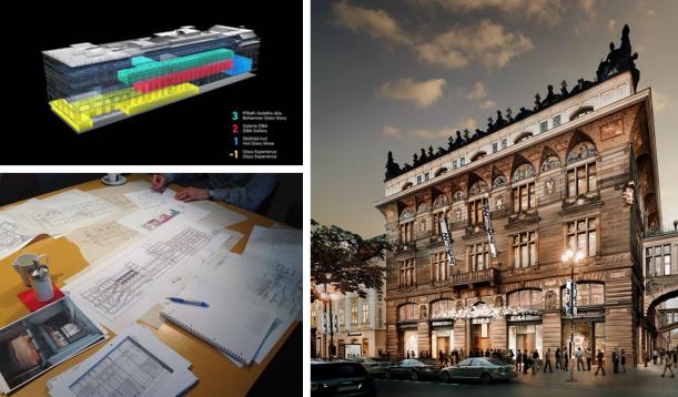 Architekt - ZIBA: Náhodný paprsek Velkého třesku