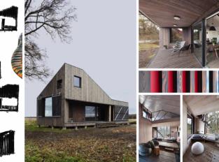 Dům Zilvar ateliéru ASGK Design: Experimentální objekt s tajemstvím