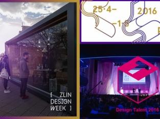 ZLIN DESIGN WEEK podruhé a v novém designovém kabátě