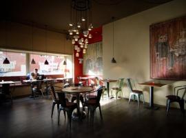 Avion Street Café