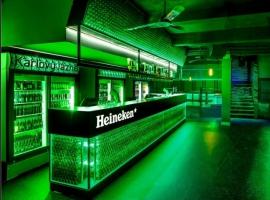 Heineken klub Karlovy lázně