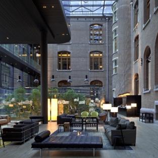 lissoni, conservatorium hotel amsterdam