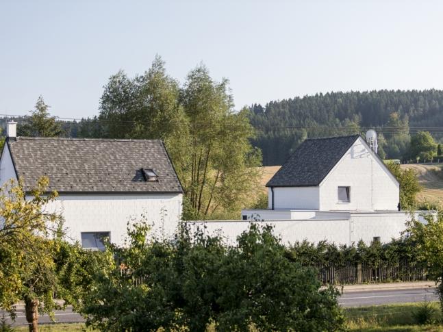 Domy v mlze, Rtyně, 2012–14
