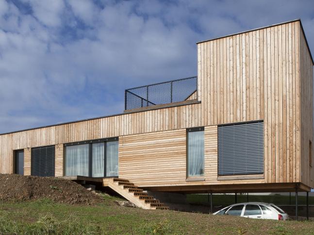 Dům Levín, 2012-13 Dům v Levíně