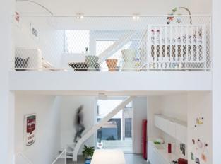 Soukromá rezidence v Antverpách