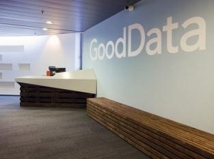 Kanceláře GoodData Praha