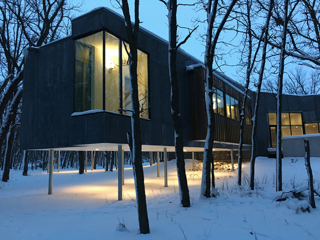 VIROC® - House in Winnipeg