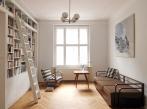 Interiér bytu na Letné 01