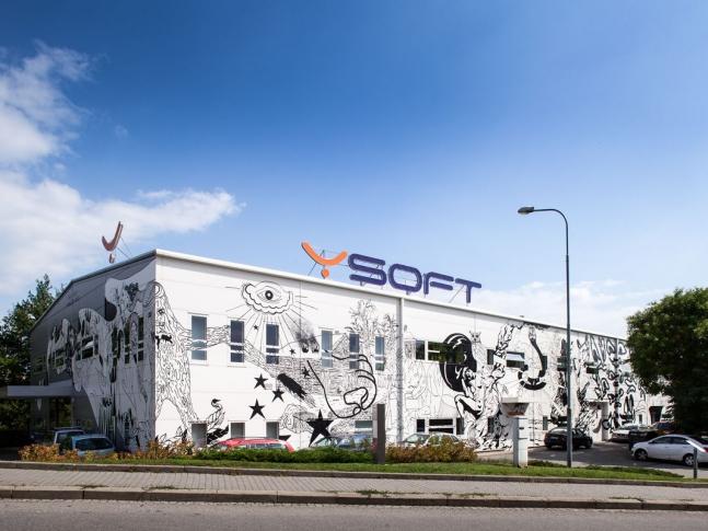Sídlo firmy YSoft Corporation a.s.