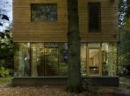 Dřevěný dům, Střední Čechy 02 RD seno