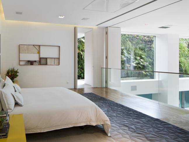 Panorama Apartment - ložnice