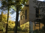 Dřevěný dům, Střední Čechy 05 RD seno