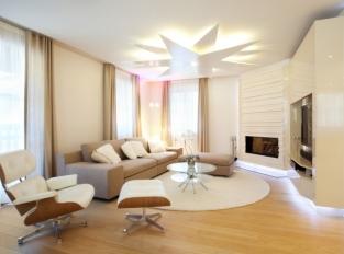 Interiér bytu, Špindlerův Mlýn