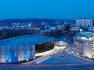 Kongresové centrum, Zlín