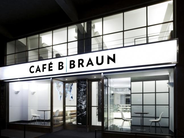 Café B.Braun, Praha