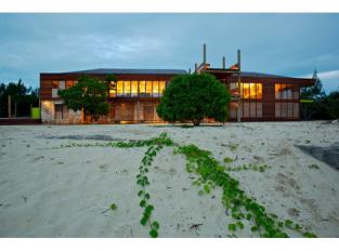Letní rodinný dům na ostrově Caicos