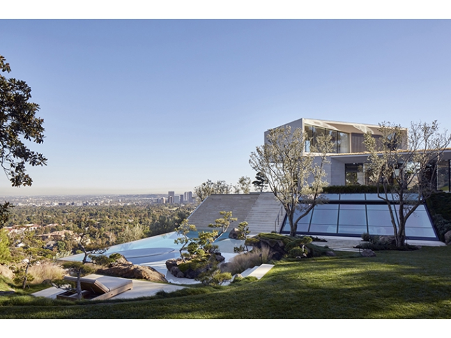 Michael Bay's Bel Air Villa - L.A