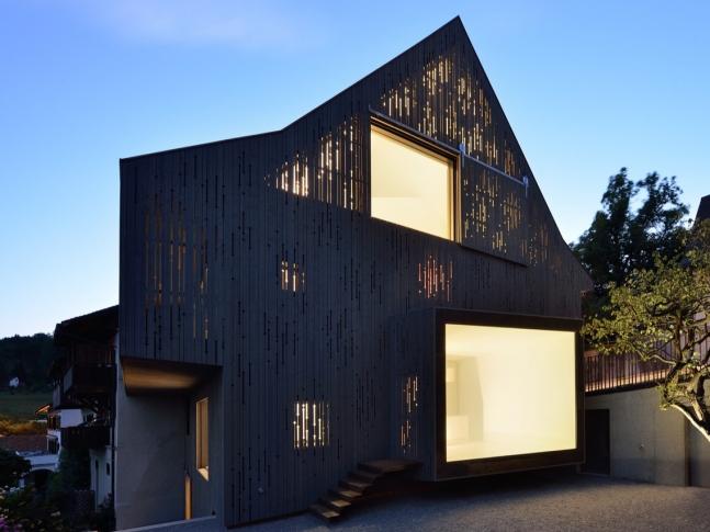 Rekonstrukce domu Lendenmann