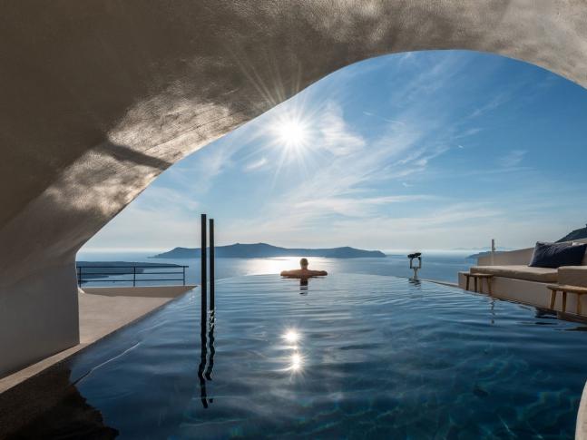 Porto Fira Suites, Santorini
