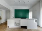 Bauhaus v Tel Avivu - kuchyň
