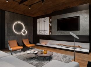 Villa 118 - obývací pokoj