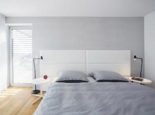 RD Zlín / ložnice