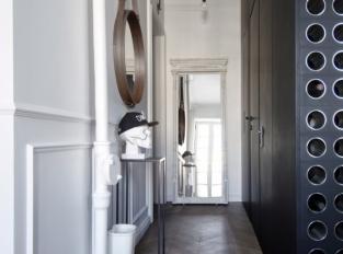 Interior AM - chodba