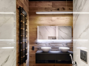 Interior AM - koupelna